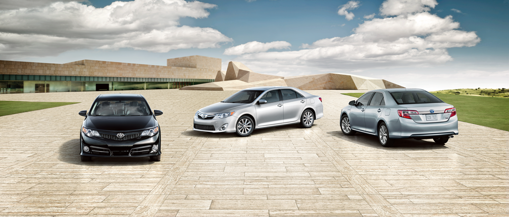 2013 Toyota Camry models