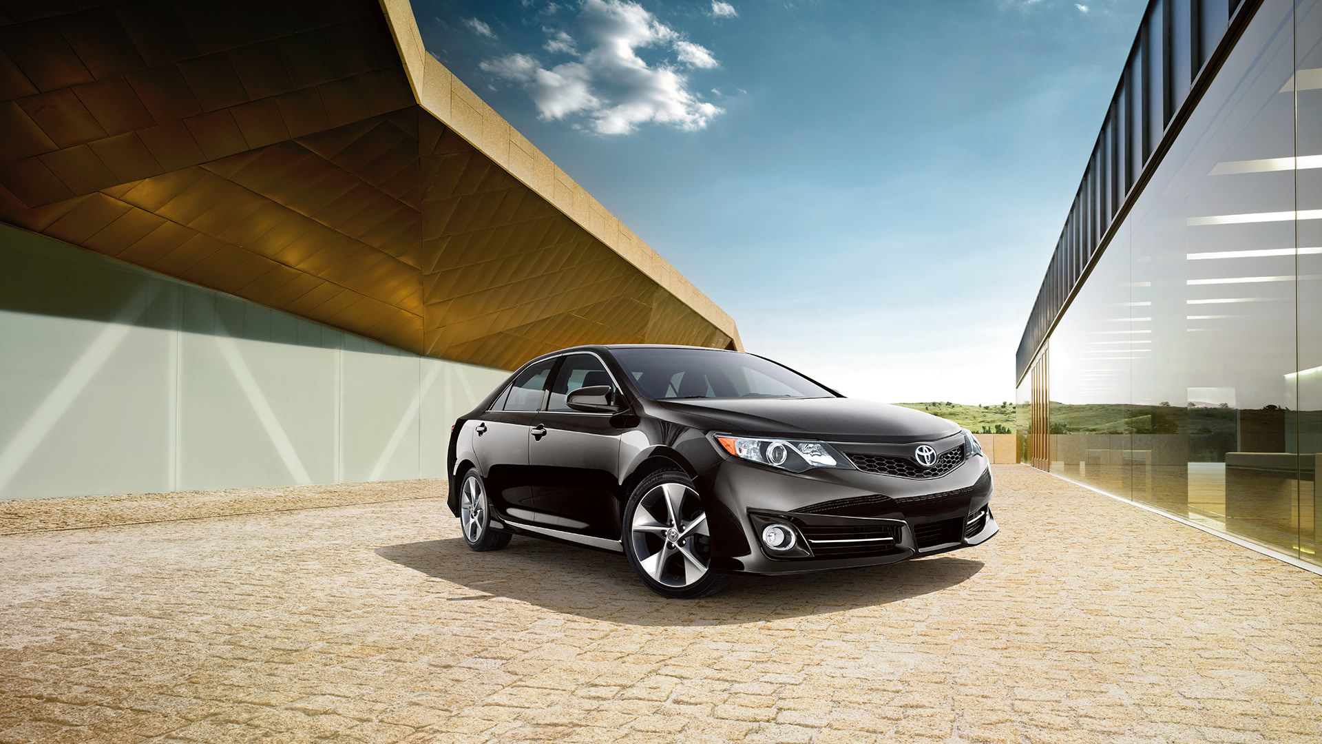 toyota camry se is the sportier option for camry. Black Bedroom Furniture Sets. Home Design Ideas