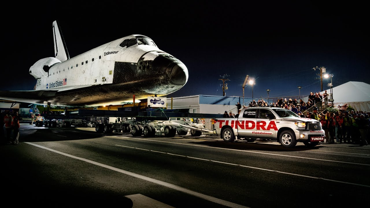 Tundra Pulling Space Shuttle (page 2) - Pics about space