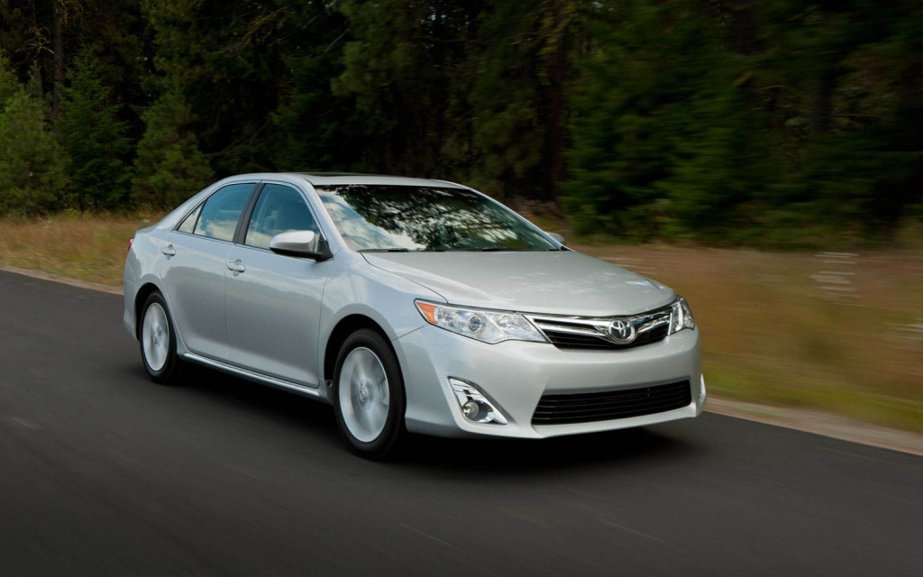 The 2013 Toyota Camry Offers The All The Latest Technology. Watch The Video  To See Why We Love The 2013 Camry So Much! Test Drive The 2013 Toyota Camry  At ...