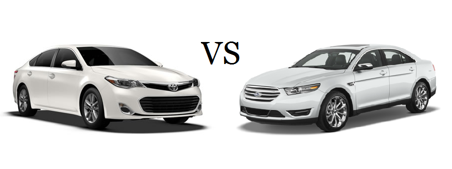 Toyota Avalon Vs Ford Taurus Limbaugh Toyota Reviews