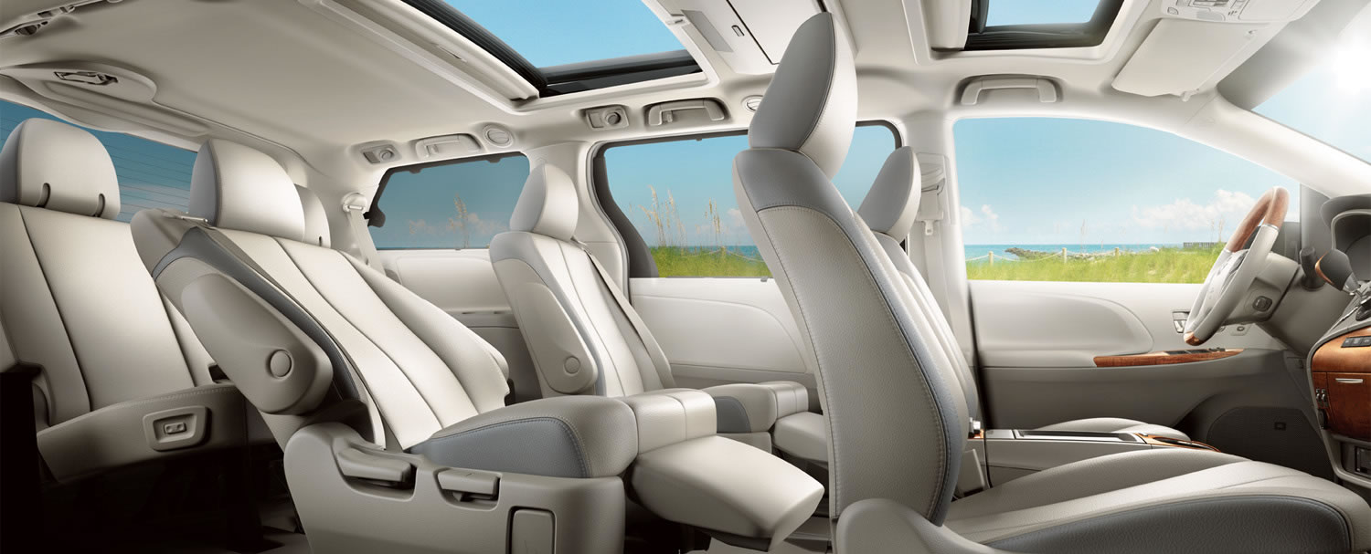 2014 toyota sienna leader in the minivan class limbaugh. Black Bedroom Furniture Sets. Home Design Ideas