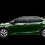 2014 Toyota Corolla in 4Evergreen Mica