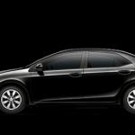2014 Toyota Corolla in Black Sand Pearl
