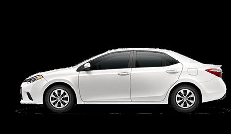 2014 Toyota Corolla In Blizzard Pearl Limbaugh Toyota
