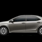 2014 Toyota Corolla in Brown Sugar Metallic