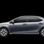 2014 Toyota Corolla in Slate Metallic