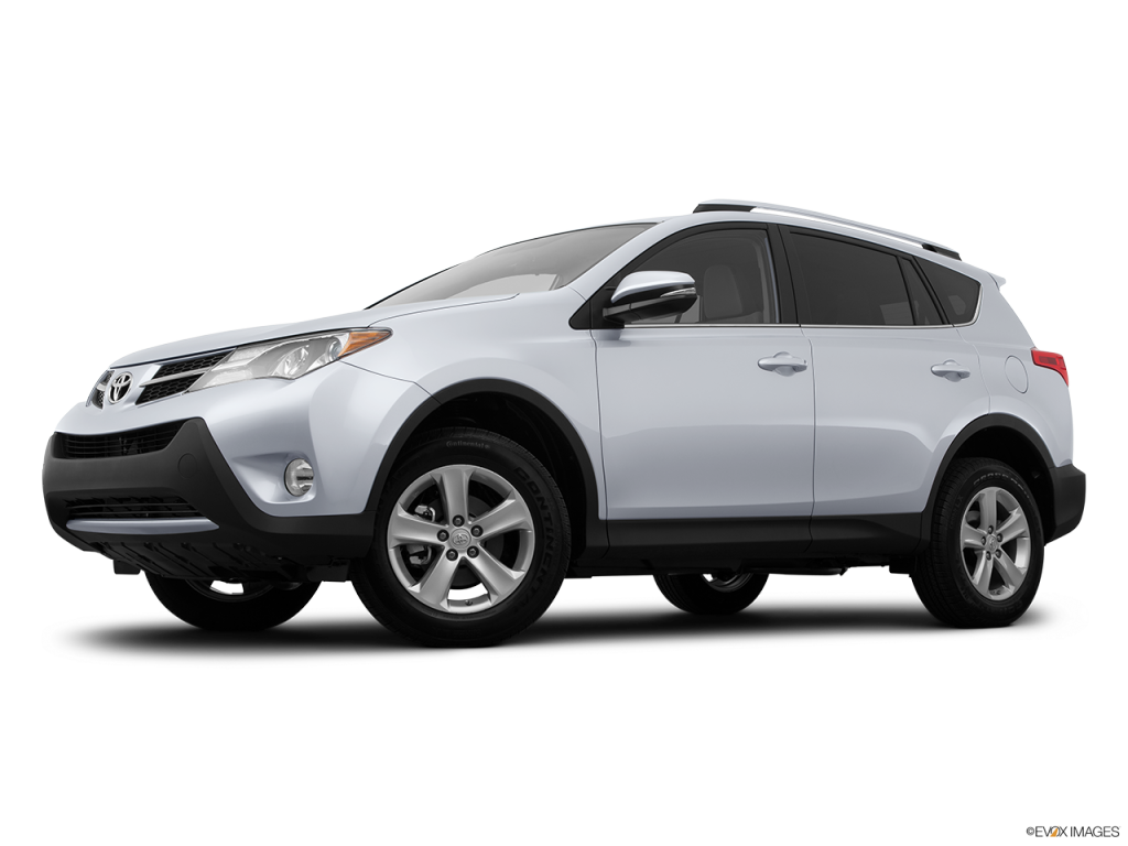how to draw a toyota rav4