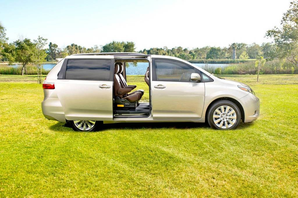 toyota sienna options packages limbaugh toyota reviews specials and deals. Black Bedroom Furniture Sets. Home Design Ideas