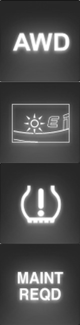 Toyota Warning Lights - Correct and Drive