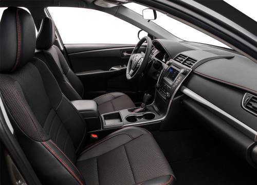 Toyota Rav4 Le Vs Xle >> 2016 Toyota Camry Interior - Limbaugh Toyota Reviews ...