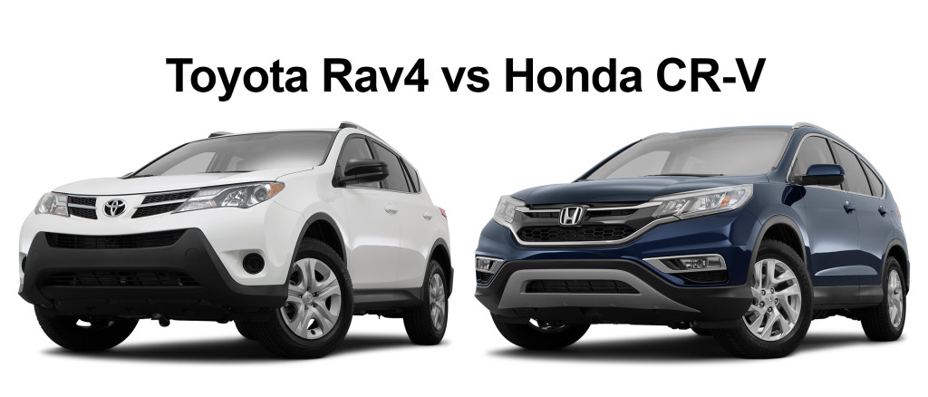 Toyota rav4 vs honda cr v limbaugh toyota reviews for Honda crv vs toyota highlander