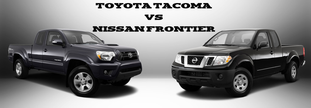 Toyota Tacoma vs Nissan Frontier  Limbaugh Toyota Reviews