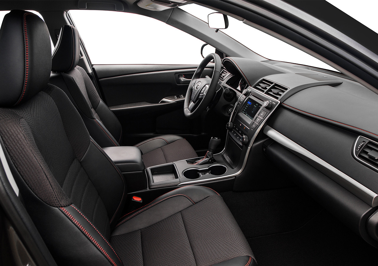 2016 toyota camry interior limbaugh toyota reviews. Black Bedroom Furniture Sets. Home Design Ideas