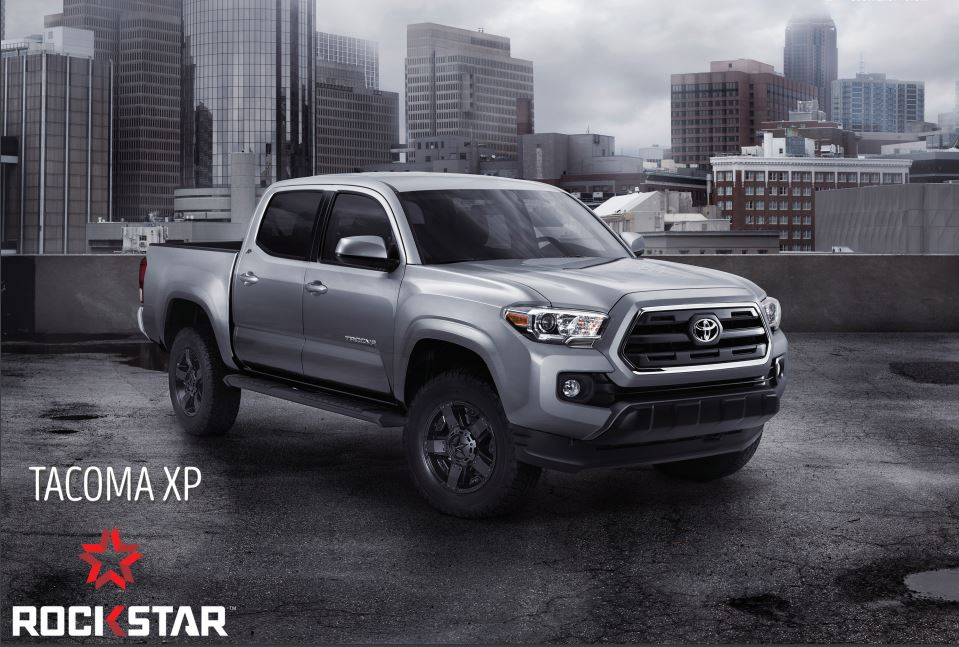 All You Need To Know About The Toyota Tacoma Xp Rockstar