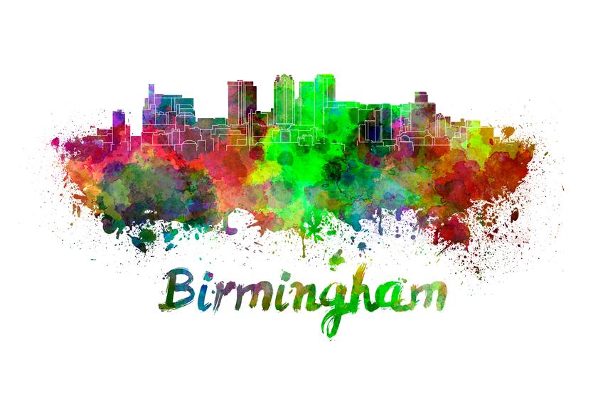 Summer in Birmingham