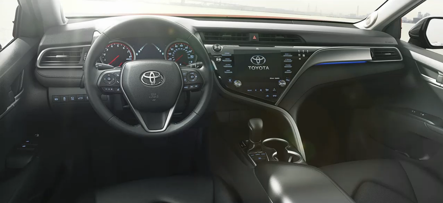 2018 toyota camry xse v6 review. Black Bedroom Furniture Sets. Home Design Ideas