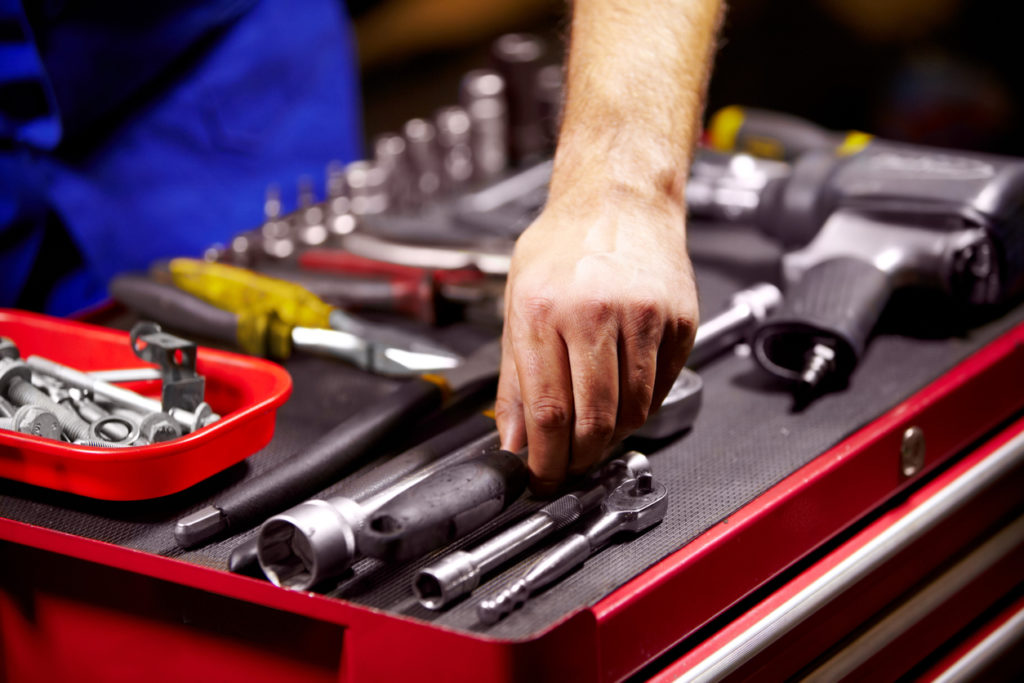 Finding the perfect tools for your car