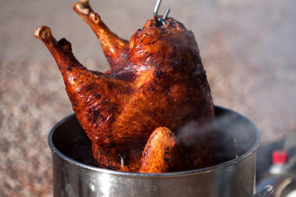 Fried Turkey