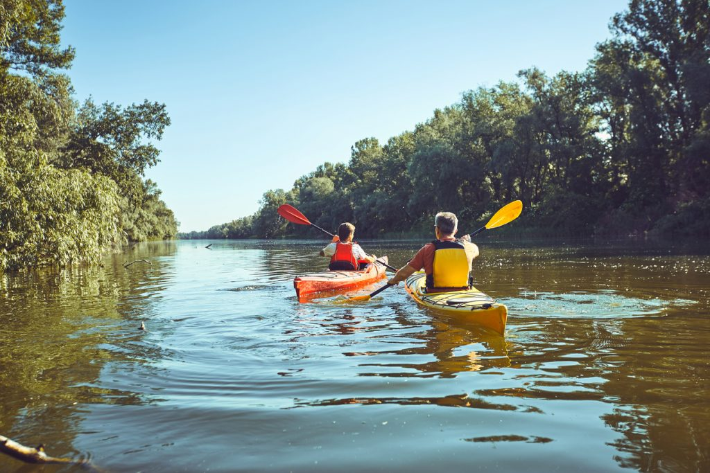 Explore The Cahaba River At Night This Summer