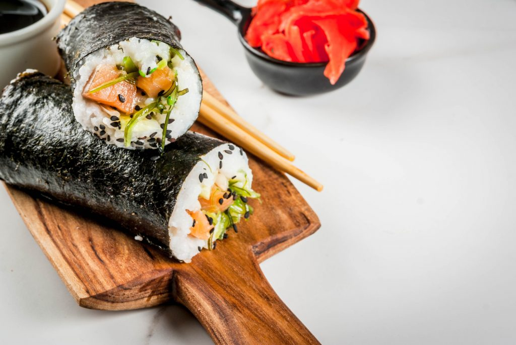 Sign Up The Kids For A Sushi Rolling Class