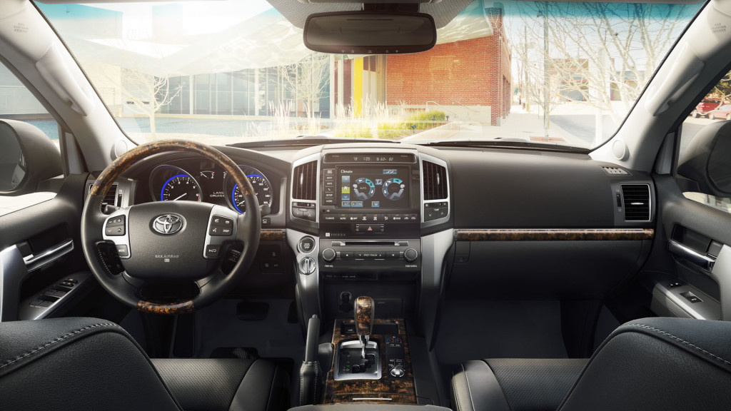 2017 Land Cruiser Birmingham Toyota