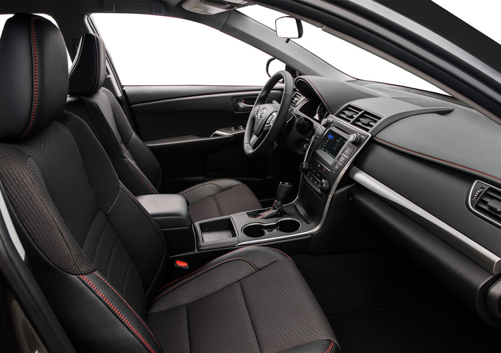 2016 Camry Engine Options Toyota Interior