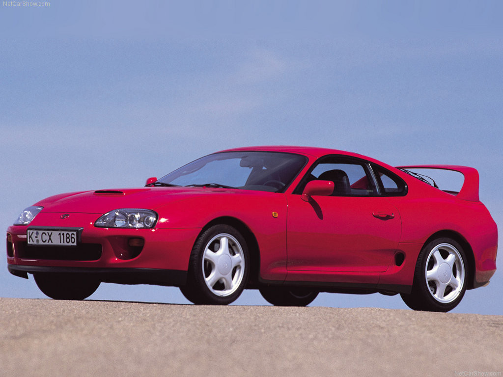 Toyota Supra 1996