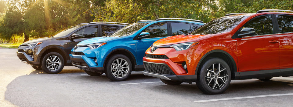 Which 2017 Rav4 Trim Is Right For You